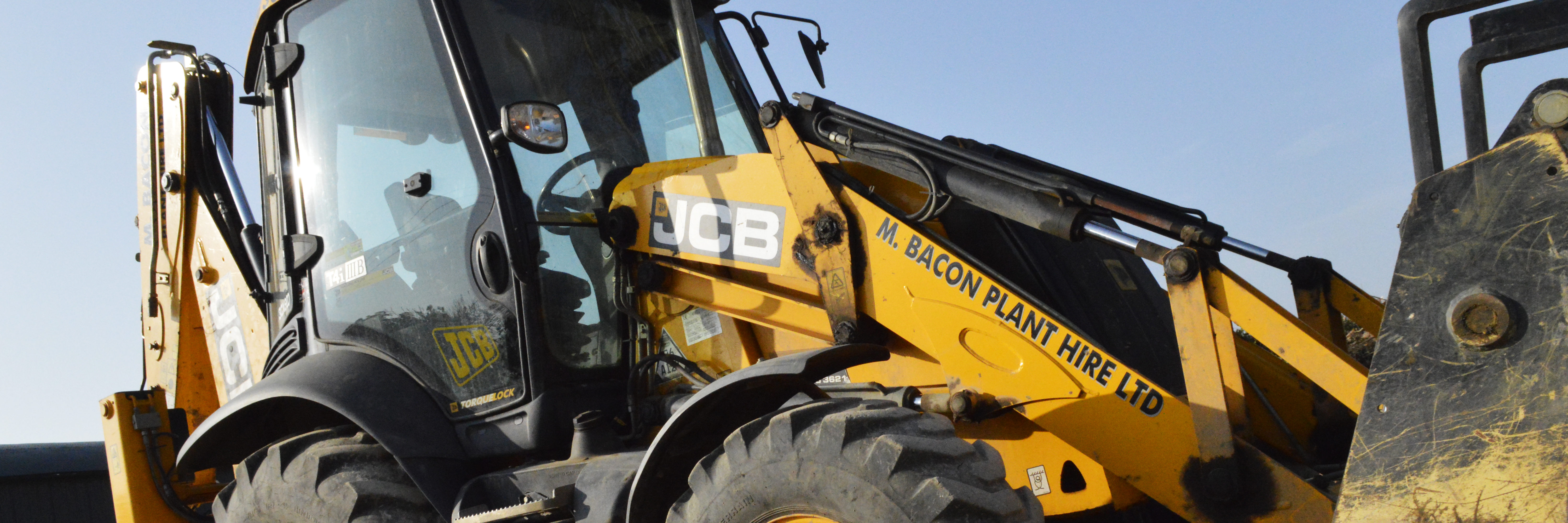 Plant Machinery for Hire in Lincolnshire | Self-drive Plant